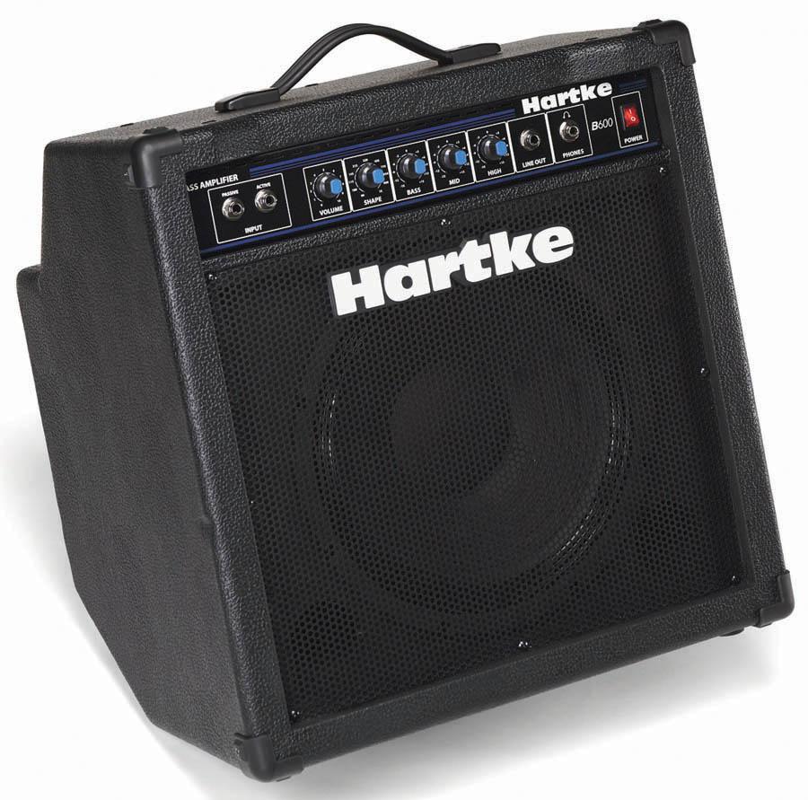 Hartke HARTKE 60 WATT BASS AMP