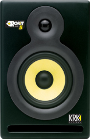 KRK, KRK Rokit Powered 5 Reference Studio Monitor